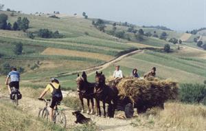 Panenskou přírodou rumunského Banátu, za českými krajany 2019