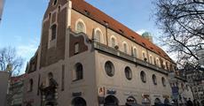Kaňonem Dunaje na střechu Německa
