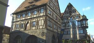 Bavorské Franky, perly UNESCO, Bamberg a festival Sandkerwa 2019 **+