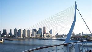 Rotterdam, město přístavů, Van Gogh a jiřinkové korzo - největší na světě