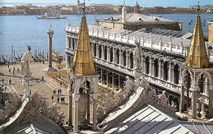 Benátky, ostrovy, slavnost gondol a Bienále 2019