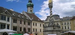Burgenlandsko plné slunce, čápů a vína ***