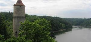 Krásy Jižních Čech a kraj Waldviertel **+