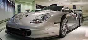 Technický víkend snů (Porsche, Mercedes a Concorde)