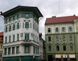 Advent v Lublani, J. Plečnik a termální lázně