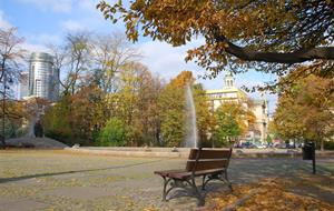 Varšava, vlakem nejen po stopách F. Chopina 2020