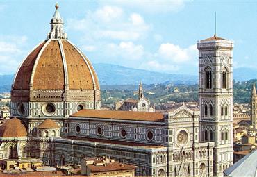Florencie, Siena, Lucca - poklady Toskánska letecky 2020