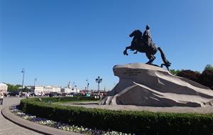Petrohrad, poklad na Něvě, Ermitáž, Zlatá komnata 2020