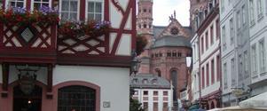Hrady, katedrály a města Mosely a Porýní s lodí 2020