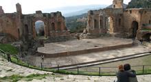 Kalábrie s výletem na Sicílii a Lipary 2020