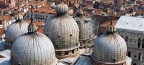 Benátky a ostrovy Murano, Burano, Torcello 2020