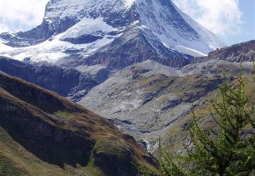 Švýcarskem za bernardýny, nejvyšší horou a ledovcem 2020
