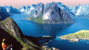 Norské fjordy 2020