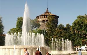 Milano a jezera Maggiore a Lugano a horský vláček 2020