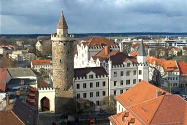 Wroclaw, Budyšín, adventní trhy 2020