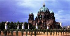 Adventní Berlín a galerie 2020