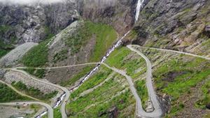 Norsko, zlatá cesta severu 2020