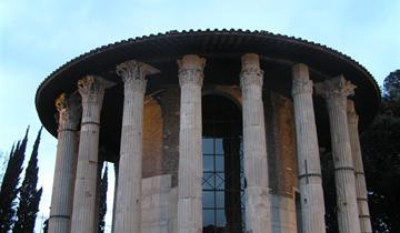 Řím, Vatikán, po stopách Etrusků v době adventu 2020