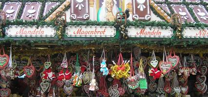 Sen o Vánocích, Rothenburg, Bamberg 2020