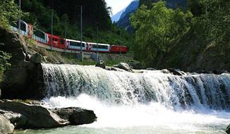 Glacier Express a Matterhorn 2020