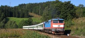 Vlakem do srdce Jeseníků, Moravský Semmering, hory, lázně i okouzlující výhledy 2020