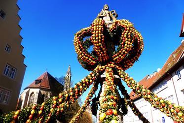 Bavorské velikonoční tradice a středověká městečka 2021