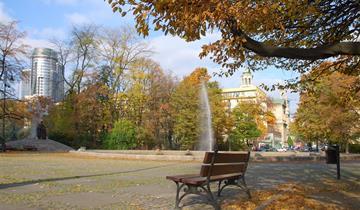 Velikonoce ve Varšavě ve jménu Chopina 2021