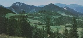 Národní parky Slovenska, památky a termální lázně 2021