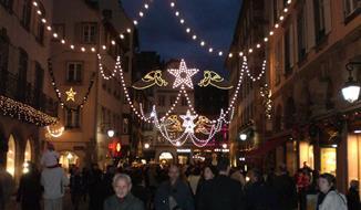 Advent v Alsasku - zimní pohádka nejen o víně a středověký trh 2021