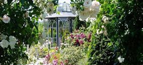 Zahradnický veletrh v Tullnu, Krems, zámek Rosenburg a Kittenberské zahrady 2021