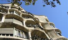 Barcelona, po stopách Gaudího 2021