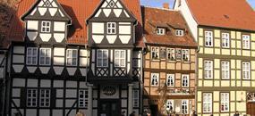 Tajemný kraj Harz, slavnost čarodějnic a úzkokolejkou na Brocken 2021