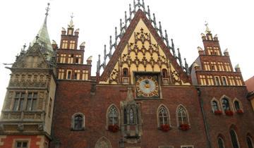 Wroclaw, město sta mostů, zahrady i zlatý důl Slezska 2021