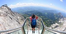 Nejkrásnější vrcholy Solné komory a Dachstein 2021