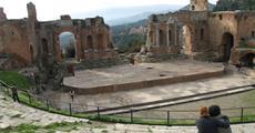 Kalábrie s výletem na Sicílii a Lipary 2021