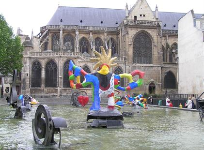 Paříž, Disneyland 2021
