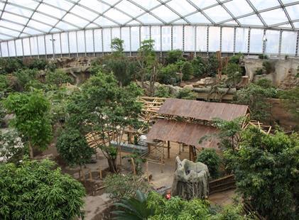 Advent v Lipsku, Panometr a bájný Gondwanaland 2021