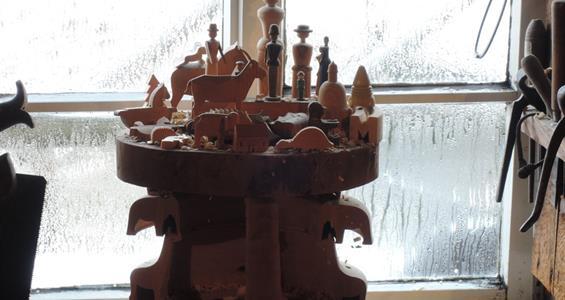 Seiffen, advent ve městě hraček a betlémů 2021