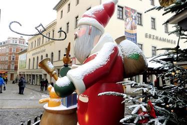 Advent v Krušnohoří, Manufaktura snů a Bergparade 2021