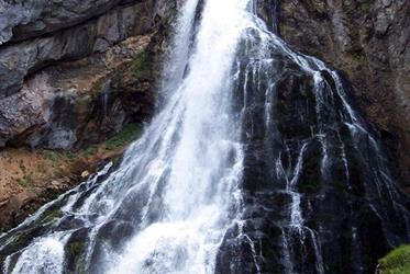 Alpské vodopády, soutěsky a Orlí hnízdo 2021