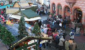 Advent v Harzu, UNESCO a vláček na Brocken 2021