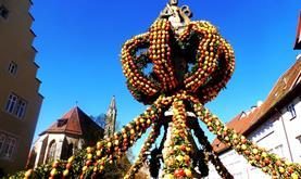 Bavorské velikonoční tradice a středověká městečka 2022
