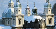 Salcburk - město adventu 2021