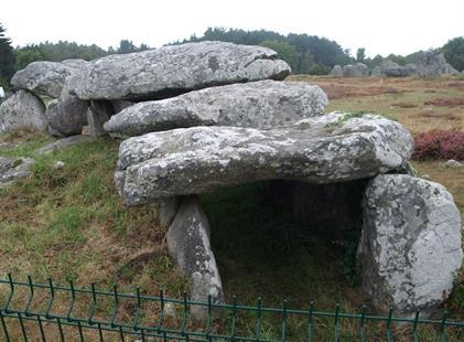 Bretaň, tajemná místa, přírodní parky a megality 2022