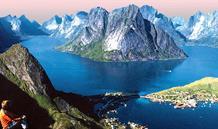 Norské fjordy 2022