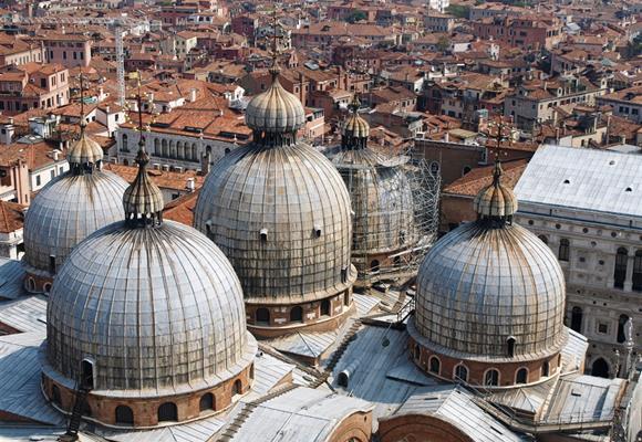 Benátky a ostrovy, památky a výstava La Biennale 2022 ***