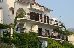Apartmány Vera