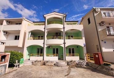 Apartmány Natalika