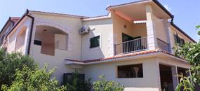 Apartmány Silvana