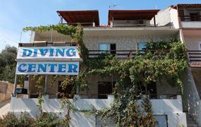 Apartmány Diver